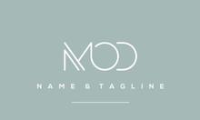 Alphabet Letter Icon Logo MOD