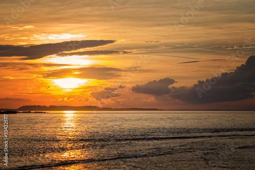 Fotografija A Beautiful Sunset in Gloucester Massachusetts