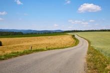 Narrow Road Through Agricultur...