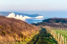 Stunning Walk Towards The Seve...
