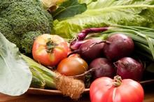 A Farm Vegetable Medley