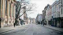 Empty Oxford