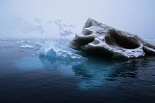 Reflection Iceberg , Antarctica