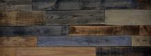 Rustic Reclaimed Wood Backgrou...