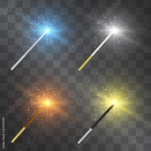Photo Magic wand set