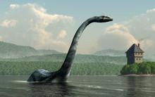 Nessie, The Famed Lake Monster...