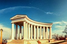 The Colonnade Of The Vorontsov...