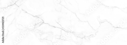 Fototapeta White Carrara marble stone texture obraz