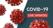 Covid-19 Coronavirus Title Bac...