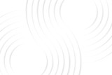 Fototapeta Perspektywa 3d - Vector illustration of radio wave and ripple