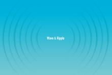 Vector Illustration Of Radio W...