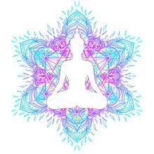 Chakra Concept. Inner Love, Li...