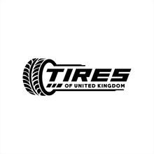 Tires Shop Logo Inspiration
