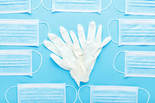 Hand Hygiene, Rubber Gloves Me...