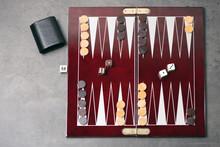 Board Games, Backgammon, Family Leisure
