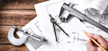 Engineer Technicial Drawings A...