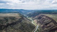 Rio Grande River Gorge,  New M...