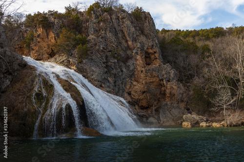Photo Turner Falls, Oklahoma, USA