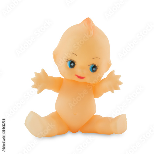 Billede på lærred baby doll