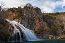 Turner Falls, Oklahoma, USA