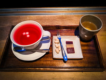 Omija-cha 5 Taste Tee In Korea