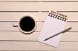 コーヒーとカレンダー(十二月)