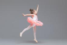 Cute Adorable Ballerina Little...