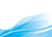 曲線 抽象 背景 青