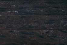Wooden Plank Textured For Use As Background In Dark Tone.