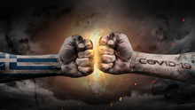 Greece Vs Coronavirus. Fight A...