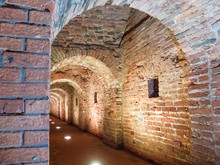 Brick Cellars Of The Peter And...