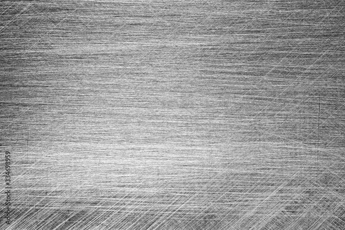 shiny metal surface texture. brushed industrial background