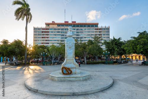 Jose Marti Park, Ciego de Avila, Cuba