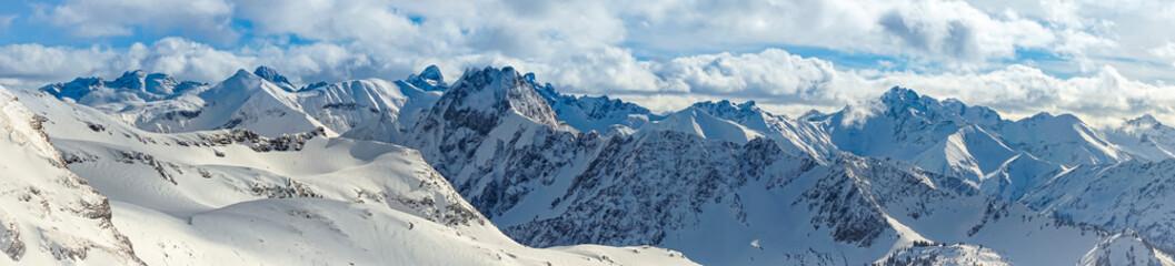 Panorama Winterwonderland
