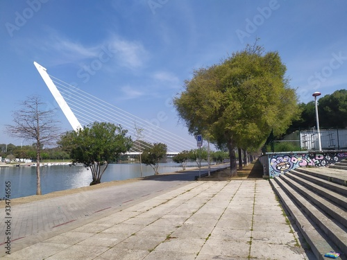 Photo arquitectura urbana Sevilla