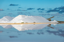 Extraction Of Salt On Bonaire,...