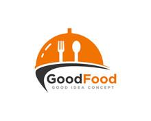 Food Logo Icon Design Vector