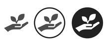 Conserve Icon . Web Icon Set ....
