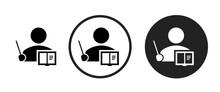 Icon . Web Icon Set .vector Il...