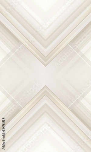 Abstract futuristic geometric background for web banner or print Wallpaper Mural