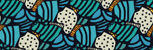 Creative Seamless Pattern In T...