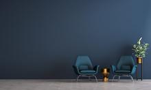 Modern Luxury Lounge And Livin...