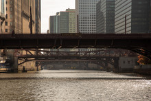 Bridges Along The River In Chi...