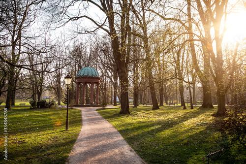 Foto Kurpark Bad Homburg