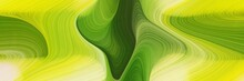 Abstract Futuristic Banner Wit...