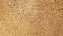 Texture Of Dry Brown Land Of I...