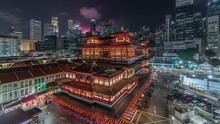 The Buddha Tooth Relic Temple ...