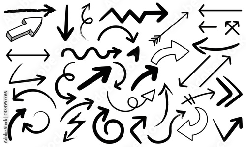 Obraz Flèches - Design - fototapety do salonu