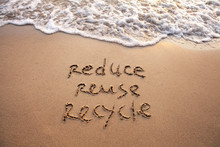 Reduce Reuse Recycle Concept D...