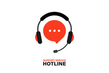 Hotline Support Service With H...